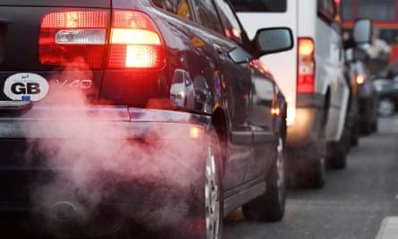 London pollution