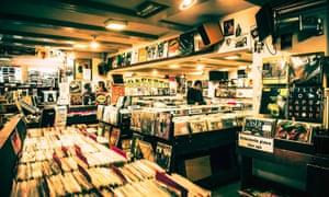 Concerto Recordstore, Amsterdam