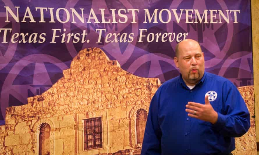 Daniel Miller wants to take off the shackles he says the federal government has placed on Texas,