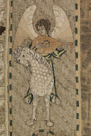 The Steeple Aston Cope, part of Opus Anglicanum.
