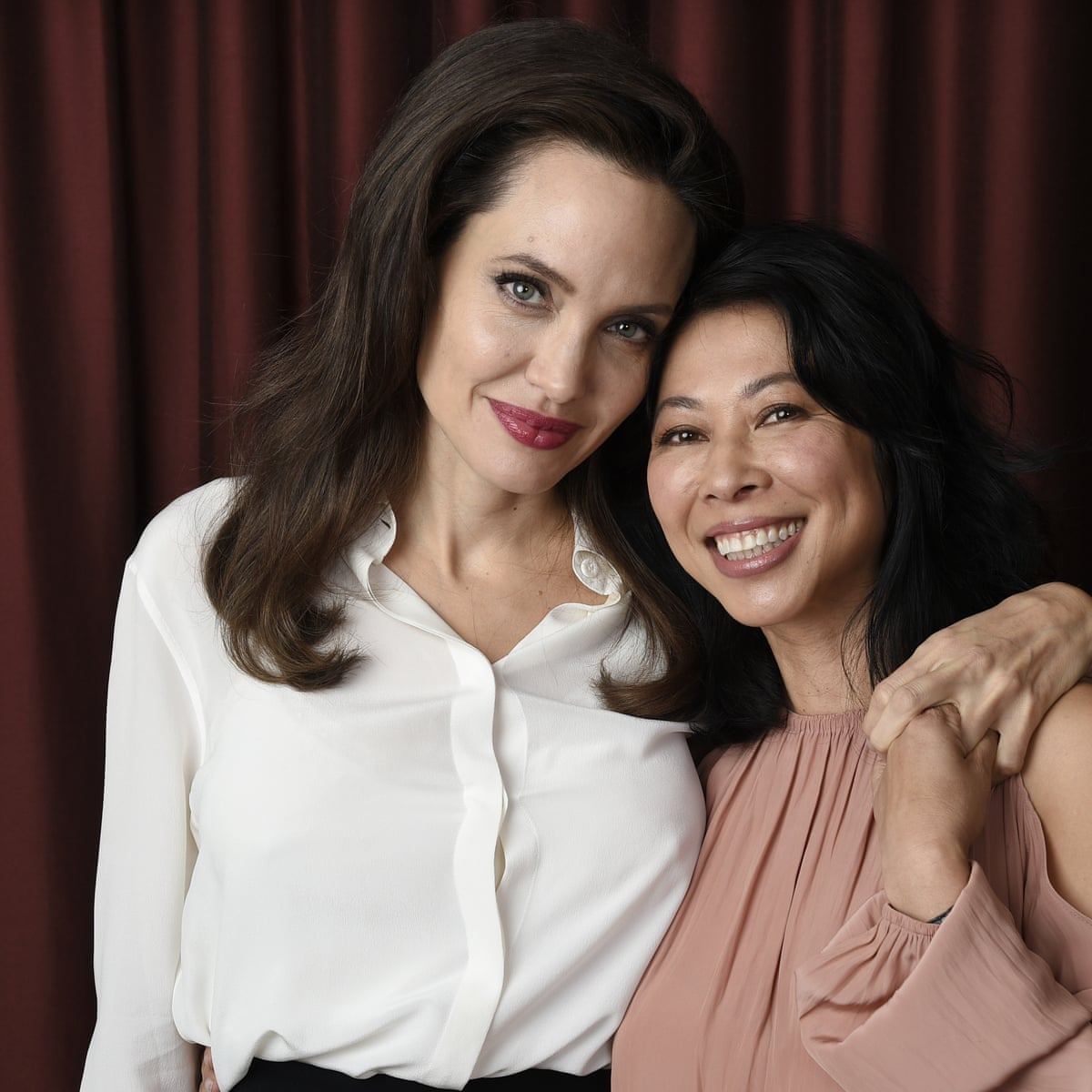 Angelina Jolie Porn Look A Like angelina jolie has found a powerful voice as a director