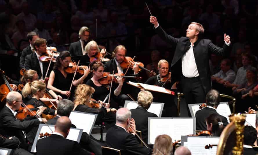 Vasily Petrenko conducts the Oslo Philharmonic at the Royal Albert Hall.