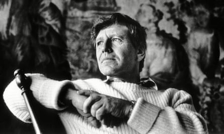 'The opposite of compromise is fanaticism and death' … Amos Oz, pictured in 1989.