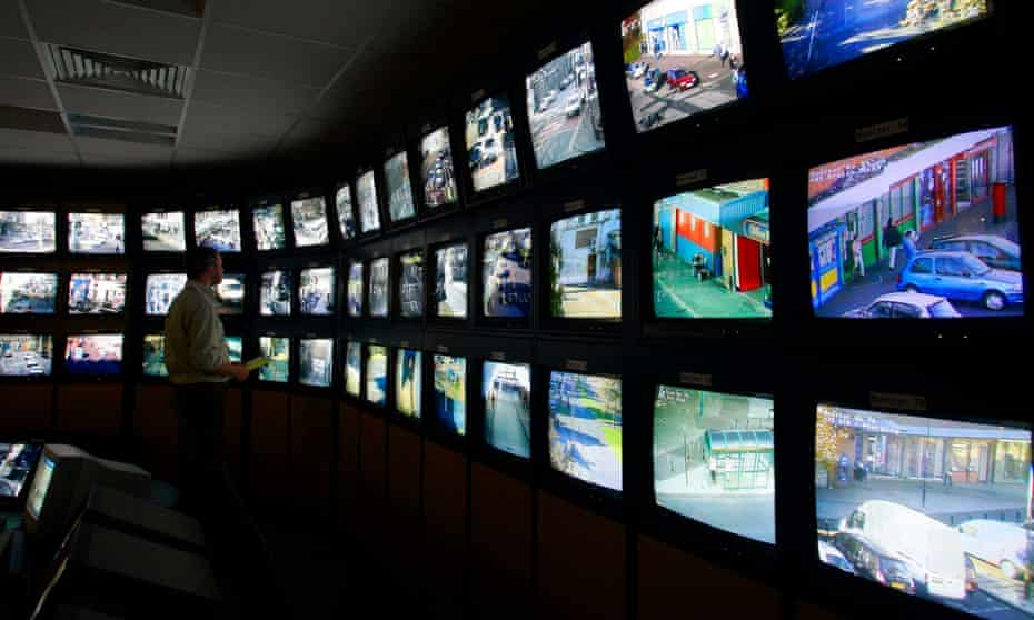 Ever feel like you are being watched? A surveillance expert studies images from Edinburgh city council's CCTV cameras