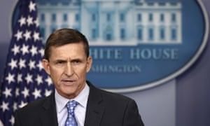 Michael Flynn claimed in his resignation letter that he had mistakenly misled the vice-president about the nature of the phone calls to Russia.