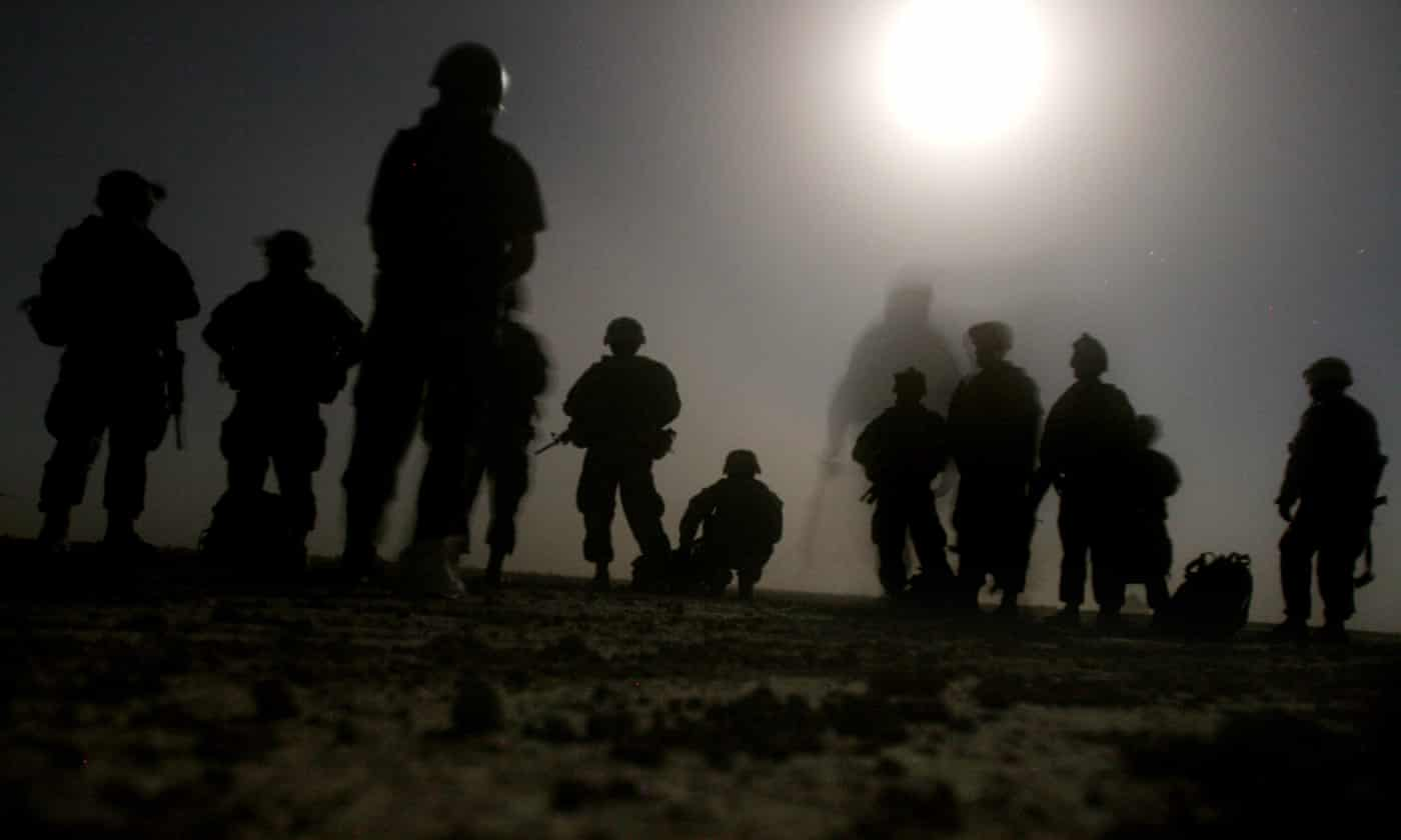 Afghanistan at risk of being abandoned
