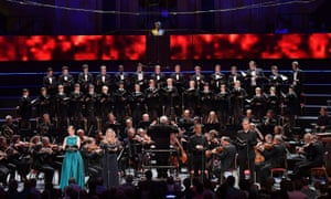 Stephen Cleobury conducts Haydn's Mass in Time of War.