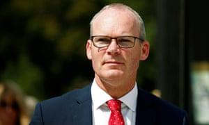 Simon Coveney, Ireland's deputy prime minister.