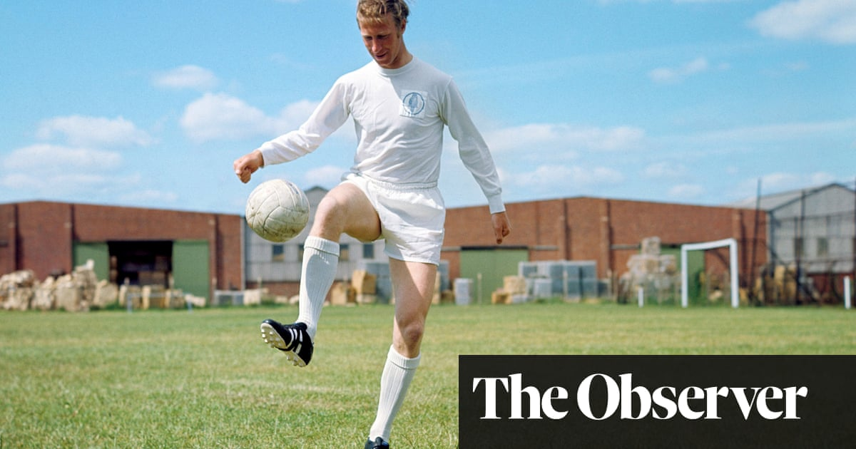 Jack Charlton: a footballing giant who was forever a man of the people | Kevin Mitchell