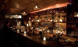 No Name Bar, New York