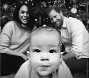 Harry And Meghan 2020 Christmas Card Meghan and Harry send Christmas greetings by email | UK news | The