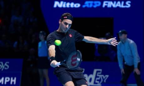 Roger Federer overpowers Matteo Berretini to warm up for Djokovic clash