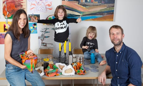Life without plastic: pioneer families show how it's done
