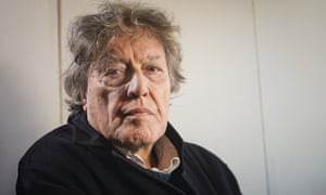 """'One's first thought is: """"Not yet.""""' … Tom Stoppard."""