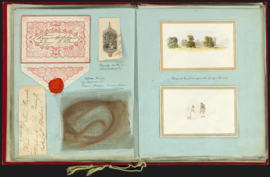 Queen Victoria governess Album