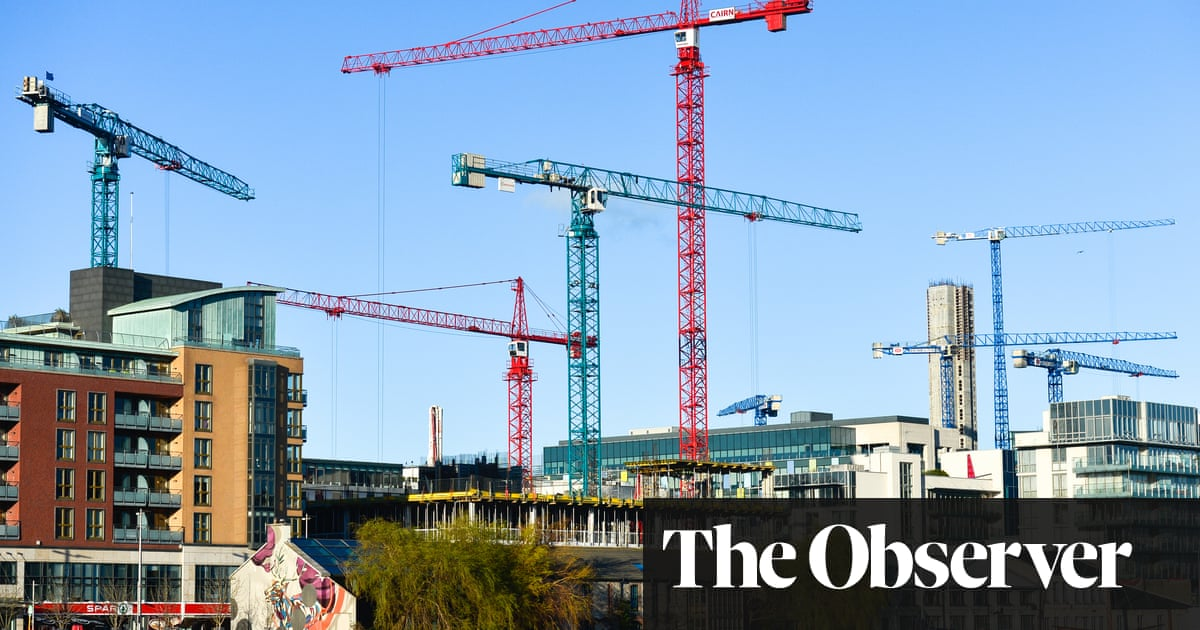 Credit Bust Gives Few Old Buildings >> Brexit Fuelled Boom Gives Dublin S Celtic Tiger A Reason To Roar