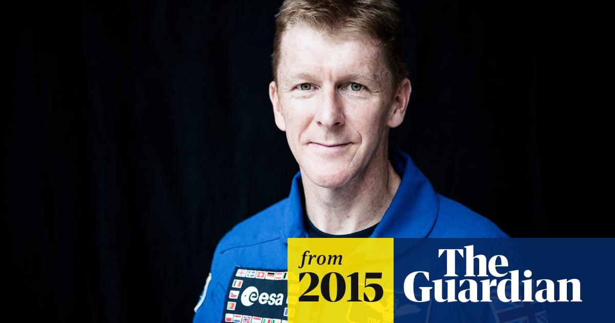 Tim Peake: a man on a (space) mission | Science | The Guardian