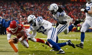 ce3ffb04 Indianapolis Colts 13-31 Kansas City Chiefs: AFC divisional playoff ...