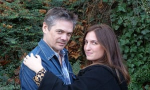 Louiza Patikas (Helen) and Timothy Watson (Rob) from the Archers.