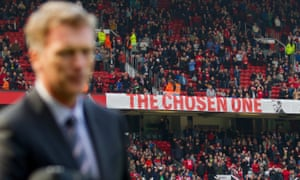 Four years ago, David Moyes was hand-picked by Alex Ferguson to take the reins at Manchester United.