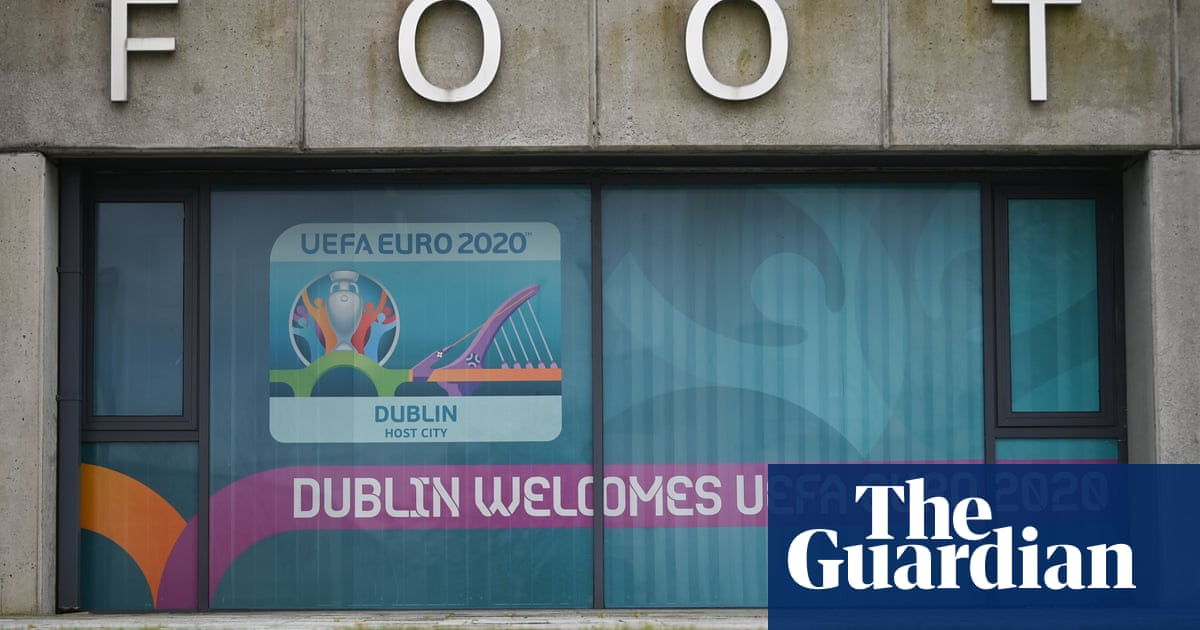 Dublin on brink of losing Euro 2020 games over failure to guarantee fans
