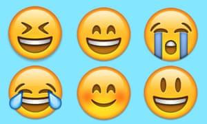 Emoji characters