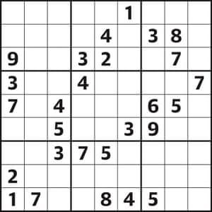 Sudoku 4,730 expert