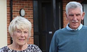 Thomas and Margaret Brown, Believe Housing. St Helen Aukland, County Durham