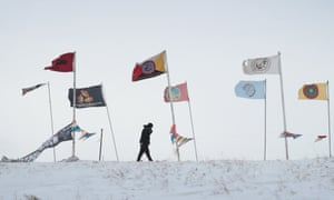 Dakota Access company takes its battle to finish oil pipeline to