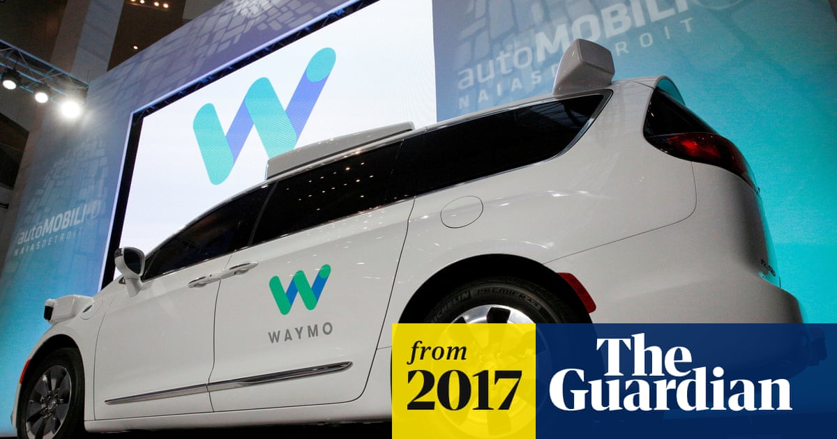 Ride Drive For Once Everyone On John >> Google Sibling Waymo Launches Fully Autonomous Ride Hailing Service