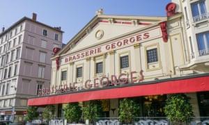 Brasserie Georges, Lyon