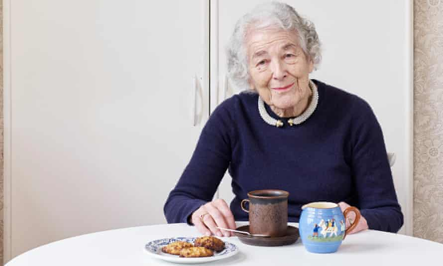 'I am infinitely happier than I would have expected': Judith Kerr.