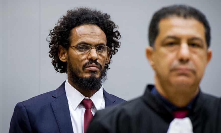Ahmad al-Mahdi at the international criminal court