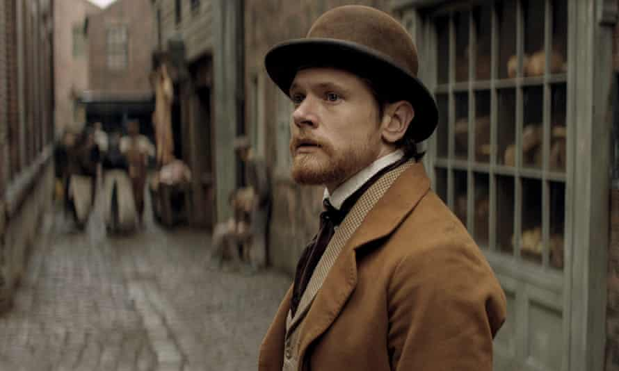 Jack O'Connell as Patrick Sumner in The North Water