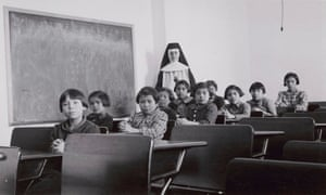 canada first nations residential schools