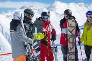 Showcase- Neilson Mountain Experts guiding and coaching service