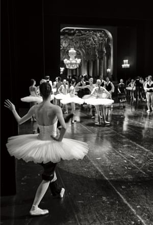 Behind the Scenes of the Paris Opera