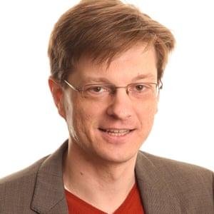 Dr Aleksej Heinze, senior lecturer at the University of Salford's business school