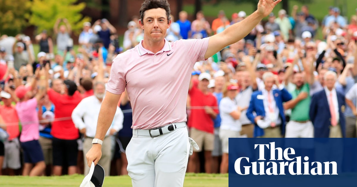 Rory McIlroy pockets £12m for winning Tour Championship and FedEx Cup title