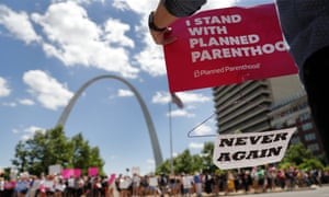 'Title X clinics served 4 million patients in 2017, 40% of them through Planned Parenthood. In many rural areas, Planned Parenthood is the only Title X provider.'