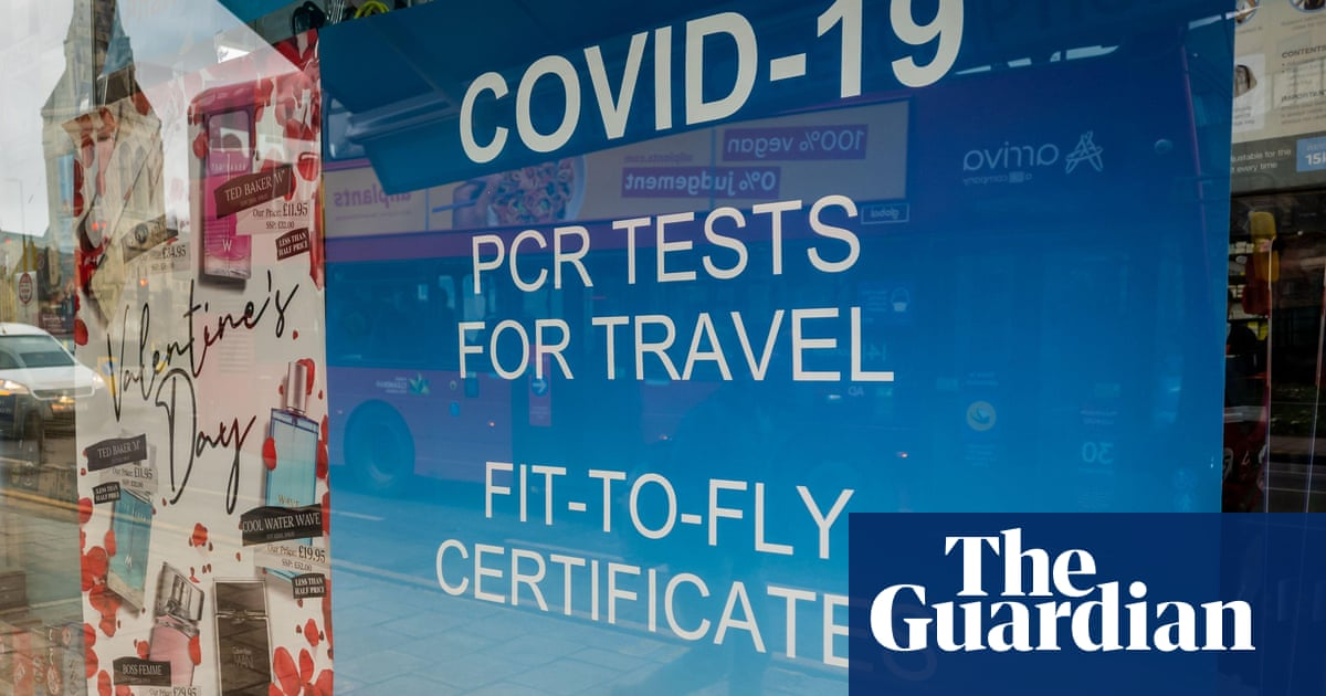 Wednesday briefing: Traveller Covid testing system under stress