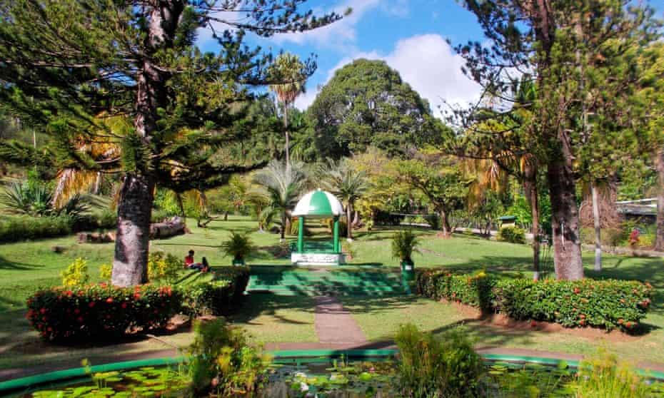 Botanical Gardens, St Vincent and The Grenadines