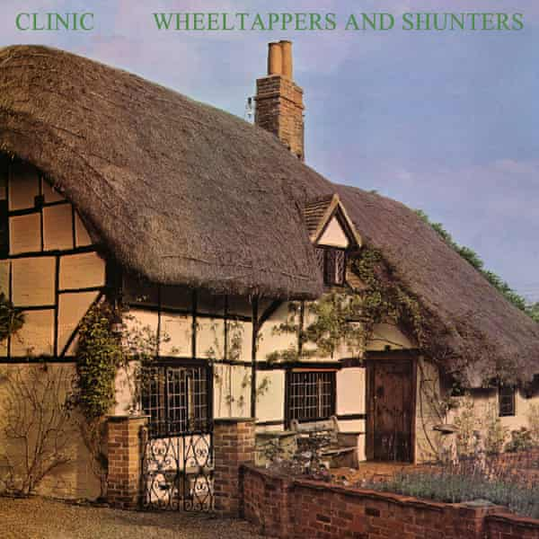 Clinic: Wheeltappers and Shunters album artwork