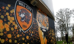 Hull City currently sit 21st in the table and are winless since New Year's Day.