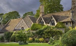 Great Chalfield Manor.