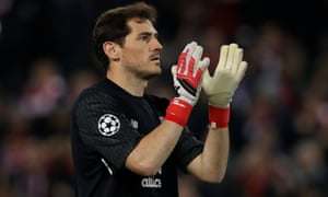 Iker Casillas is expected to leave Porto this summer
