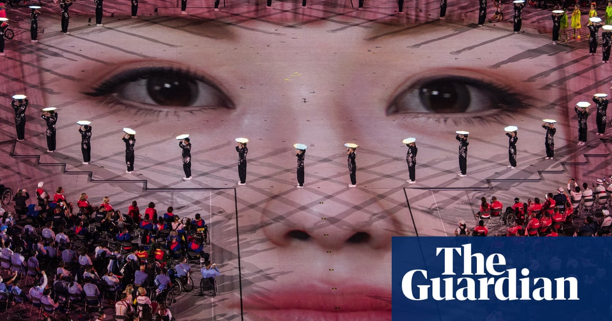 Joy, scrapes and broken tape: Paralympics 2020 final day – in pictures