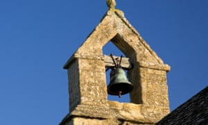 Church tower, Oxfordshire