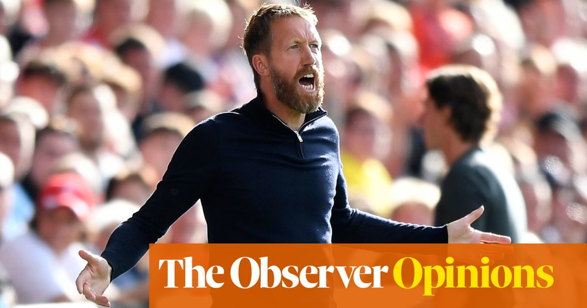 Brighton are making strides under Graham Potter but the hard yards lie ahead