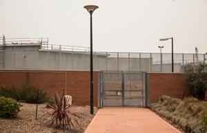 Inside Dillwynia correctional centre in north-west Sydney.